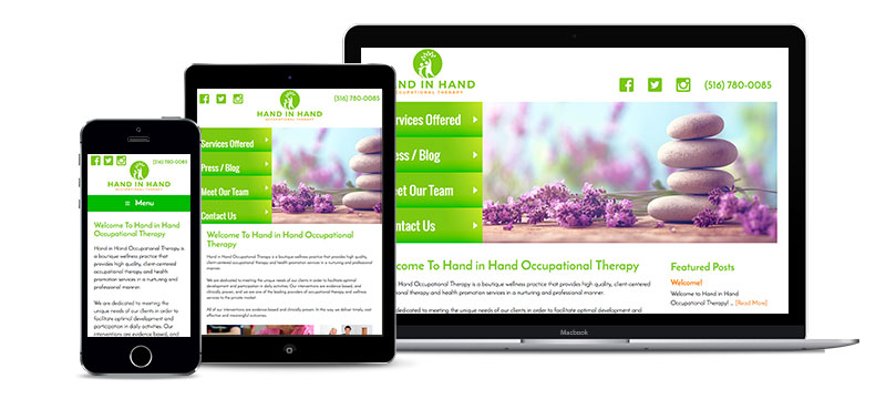 Website- Hand In Hand Occupational Therapy