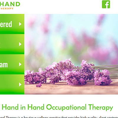Hand in Hand Occupational Therapy