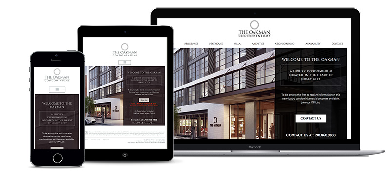 Website- The Oakman Condominiums